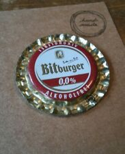 BOTTLE CAP FRIDGE MAGNET BITBURGER