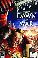 Warhammer 40000 Dawn Of War PC 3 CD-ROM Game 2004 THQ Strategy RTS Serial Key