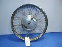"BSA A7 Front Wheel 1958-On 6"" Hub  D275"