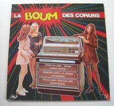 La BOUM DES COPAINS (Vinyle 33t / LP) 1982 Hallyday,...