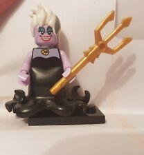 Genuine Lego Minifigures Disney Series 1 Ursula little mermaid   minifig