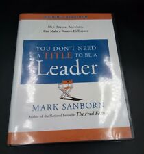 You Don't Need a Title to Be a Leader DVD Training Curriculum