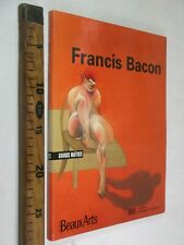 FRANCIS BACON CATALOGO MOSTRA PARIGI 1996 GALERIE POMPIDOU IN FRANCESE