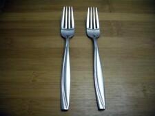 Oneida CAMLYNN Set of 2 Dinner Forks Stainless Flatware