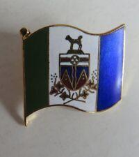 VINTAGE YUKON FLAG ENAMEL  PIN              (INV21243)