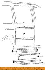 CHRYSLER OEM Side Sliding Door-Molding Trim X934KD8