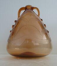 VERY RARE ITALIAN ART GLASS ART DECO VASE CAPPELLIN VITTORIO ZECCHIN MURANO