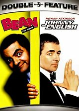 NEW 2DVD - MR BEAN the MOVIE + JOHNNY ENGLISH - ROWAN ATKINSON DOUBLE FEATURE