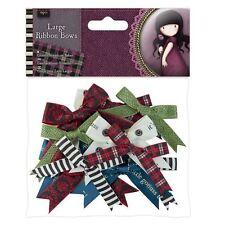 Lazo Santoro Tweed Docrafts Papel Manualidades Embellecedor Grande GOR 367205