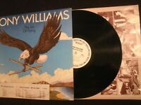 Tony Williams -The Joy Of Flying - 1979 Promo Vinyl 12'' Lp/ VG+/ Prog Jazz Rock