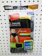 5pr Men's Hanes Color Briefs Underwear 2X 44-46