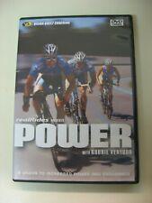 Real Rides Power cycling workout Robbie Ventura spinervals triathlon criterium