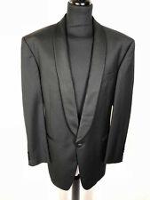 LORO PIANA Giacca Uomo Smoking Tuxedo Man Party Jacket Blazer Sz.XXL - 54