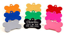 MADE IN USA Pet Tags Custom Engraved Paw ID Tag Dog Tag Cat Quality Free Ship
