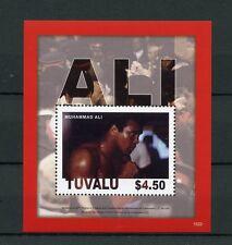 Tuvalu 2015 MNH Muhammad Ali 1v S/S Boxing Sports Stamps