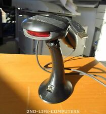 Metrologic MS9540 USB Barcode Handheld Scanner Black POS Hand READER  INCL STAND