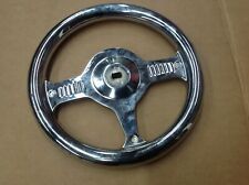 New Listing Used Chrome Steering Wheel Fits Murray Other Pedal Cars