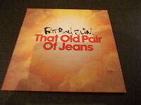 FATBOY SLIM THAT OLD PAIR OF JEANS PROMO CD 6 TRACKS