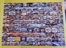 Vintage1993 NOS? Caterpillar Equipment 100 Card Set Series I TCM / Norscot Group