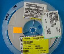 Panasonic 0603 Size Resistor Reel 130 Ohm, 1%, ERJ3EKF1300V, 5000pcs