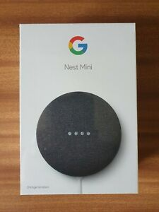 Google Nest Mini (2nd Generation) Smart Speaker