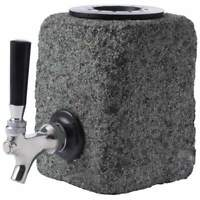 Wyndham House™ Granite Liquor Dispenser with Stainless Steel Tap Bar Accessory