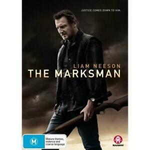 The Marksman (DVD, 2020) VGC FREE POST