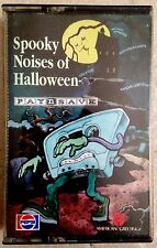 American Greetings SPOOKY NOISES OF HALLOWEEN VINTAGE 1988 SOUND EFFECTS & STORY