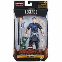 Marvel Legends Series Wenwu Legend of Ten Rings Shang-Chi BAF Mr. Hyde