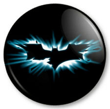 Batman Dark Knight 25mm Pin Button Badge Superhero DC Comics Bruce Wayne Gotham