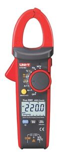 REAL Uni-T UT216C 30mm TRMS Strom Zangen Multimeter@PinSonne uni-t AC DC clamp