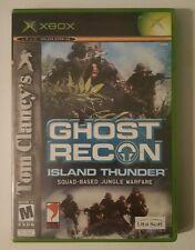 Tom Clancy's Ghost Recon: Island Thunder - Original Xbox Game