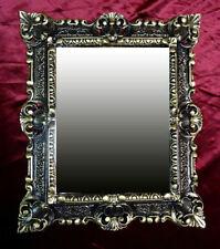 Miroirs noir rectangulaire pour la décoration intérieure