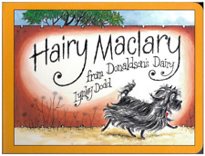 Hairy Maclary from Donaldson's Dairy by Lynley Dodd (Board book)