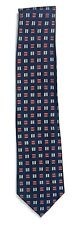 VERSA Multi Color Blue Orange Men's Tie