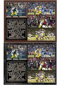 Hail Mary Magic Green Bay Packers Aaron Rodgers