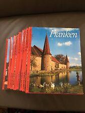 Die deutschen Lande - Farbig  Bildbände - dreisprachig - Deutsch- Engl.- Franz.
