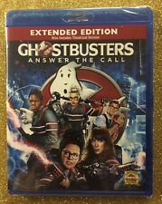 Ghostbusters (Blu-ray/Digital HD, 2016, Extended Edition) NEW