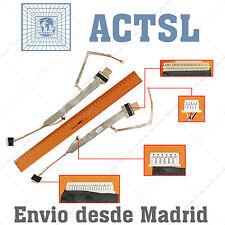 Cable de Video LCD Flex para Acer Travelmate 7720 Series