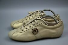Christian Dior CD Gold Sneakers shoes size 37,5