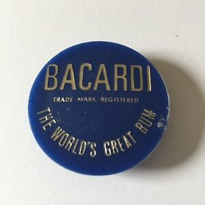 Bacardi Collectable Disc