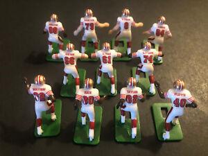 Electric football Players San Francisco 49ers Light Jerseys- 11 Players