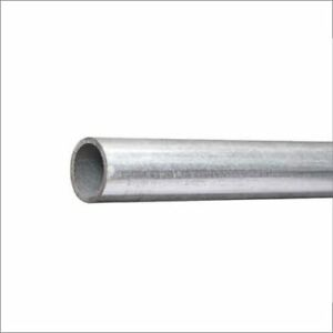 """Galvanised Steel Pipe / Tube Plain End (No Threads) (1/2"""" to 2"""") - 10cm - 200cm"""