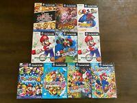 Nintendo Gamecube GC Japanese Video Games Select Title: super Mario Series