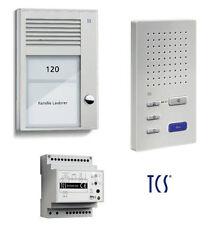 TCS Sprechanlage Türsprechanlage home:pack 1 Wohneinheit  Freisprechen PSC2210