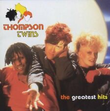 THOMPSON TWINS THE GREATEST HITS CD POP 2005 BRAND NEW