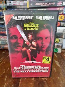 Texas Chainsaw Massacre The Next Generation -  Ex-Rental VHS Video