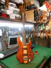 Vintage 1979 Ibanez Musician MC-940 EQ Bass Guitar & Neck-Thru - Made in Japan