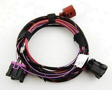 Skoda Octavia 2 Scheinwerferreinigungsanlage SRA Kabelbaum Adapterkabel cable
