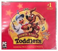 Jumpstart Toddlers Pc Factory New Win10 8 7 XP